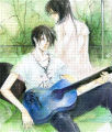 guitar寂寞星空的作品:~爱我别走~完整