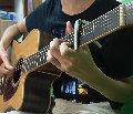 northbeg的作品:怀旧吉他弹唱《暖流丝丝》-香港亚视剧《母亲》主题歌